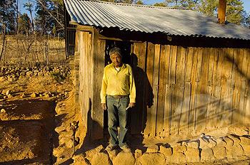 Tarahumara Victoriano Churro