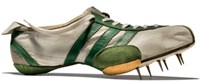 Zapatillas de atletismo Adidas 1960