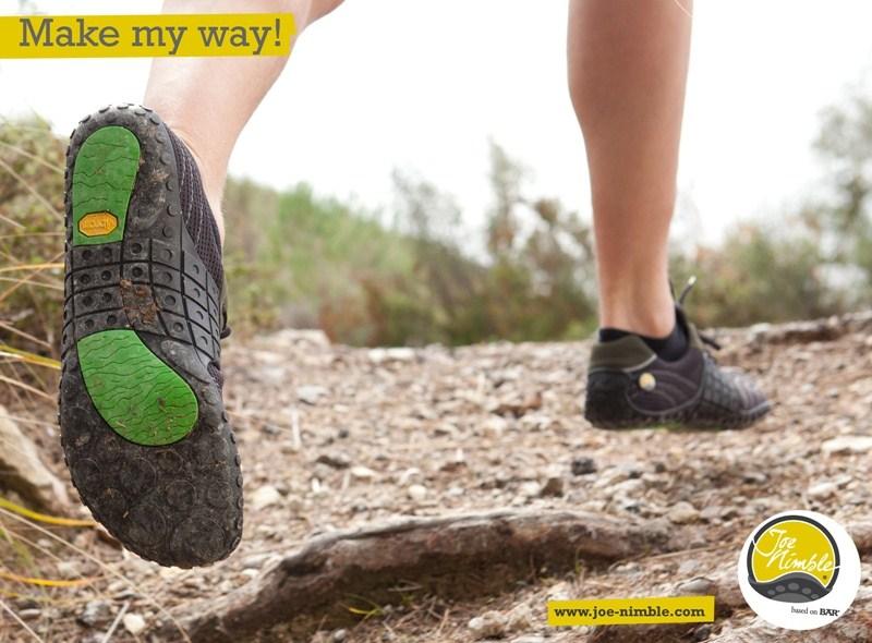 Zapatillas de trail Joe Nimble