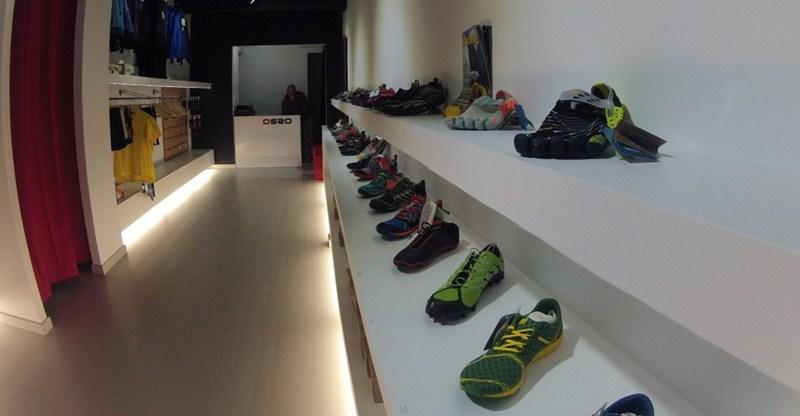 Tienda zapatillas minimalistas en Barcelona