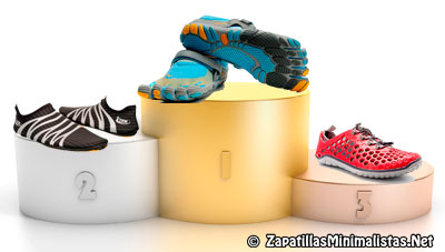 Ranking zapatillas minimalistas asfalto